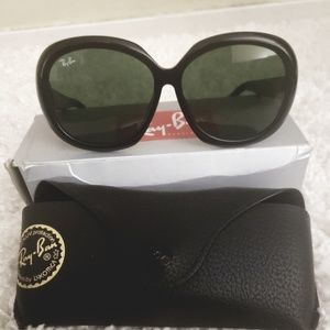 Ray-Ban  Jackie Ohh II RB4098 Black